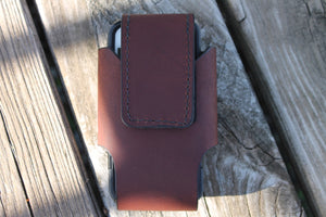 Iphone case, heavy Leather Cell Phone Case