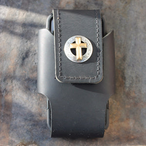 Custom Cell Phone Case with Christian Cross