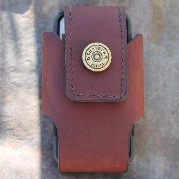 Custom Cell Phone Case with Shotgun Shell