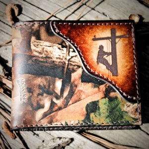 Realtree Camo Lineman Wallet
