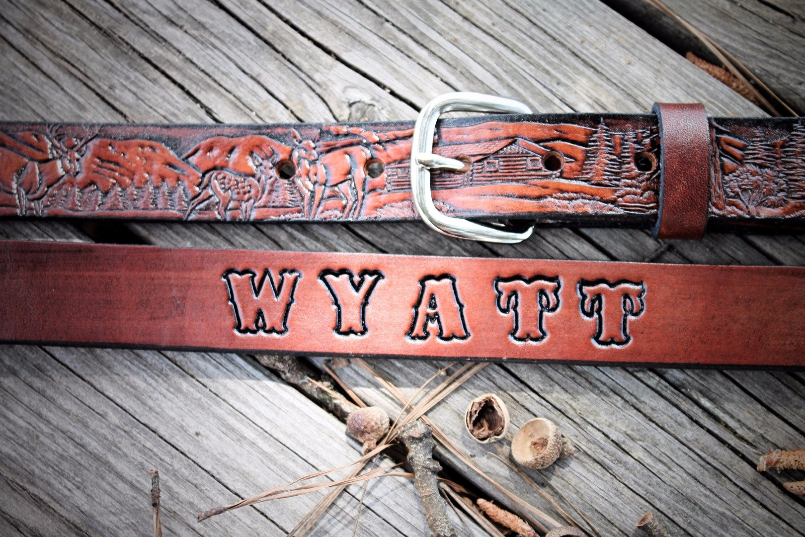 Deer Hunter Belt