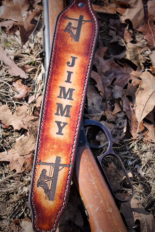 LINEMAN RIFLE SLING, Personalized Rifle Sling