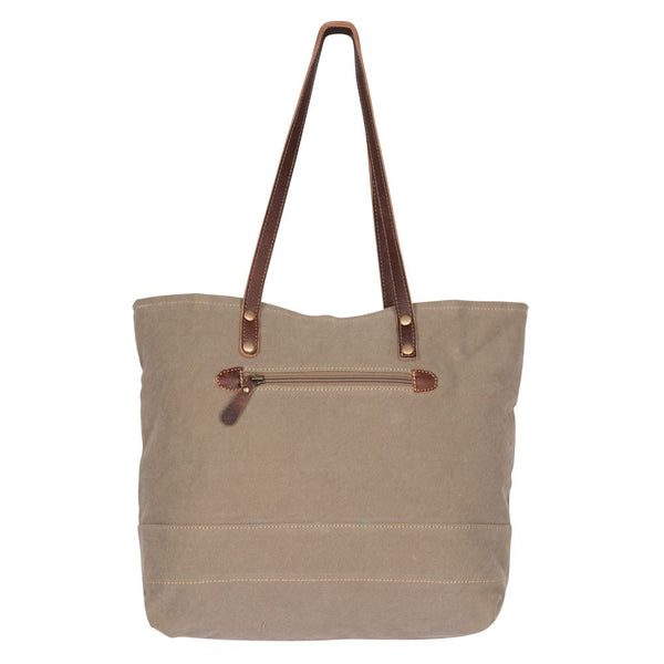 ORANGY BLUSH TOTE BAG SKU: S-2124
