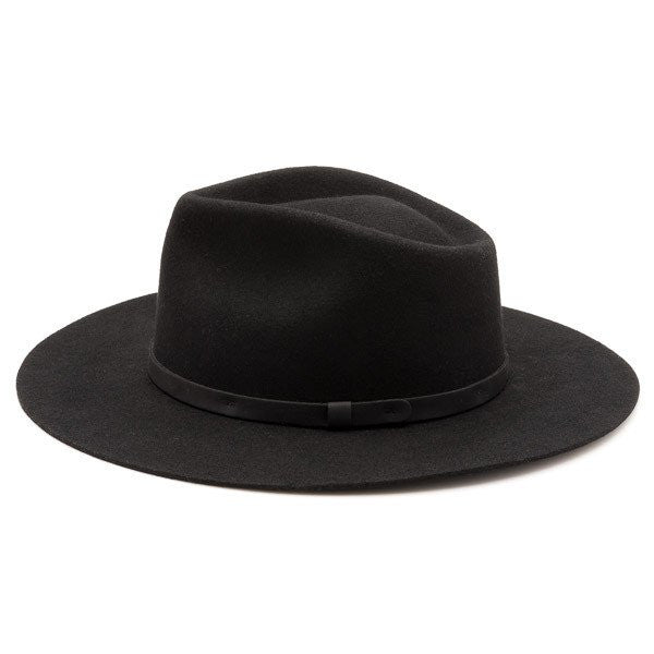 Yellow 108 -- Dylan Fedora (Black)