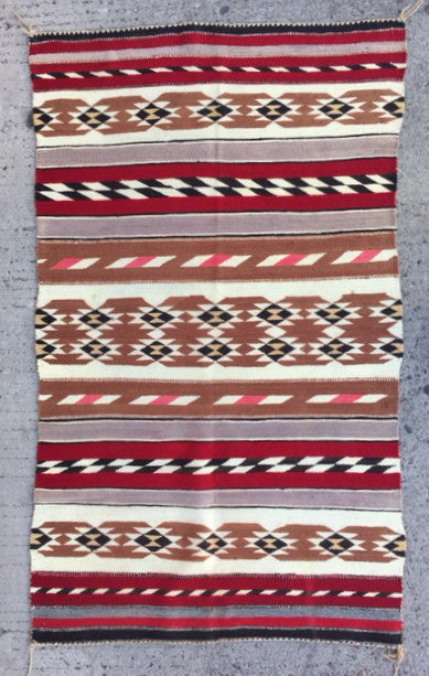 Navajo Chinle Blanket Revival
