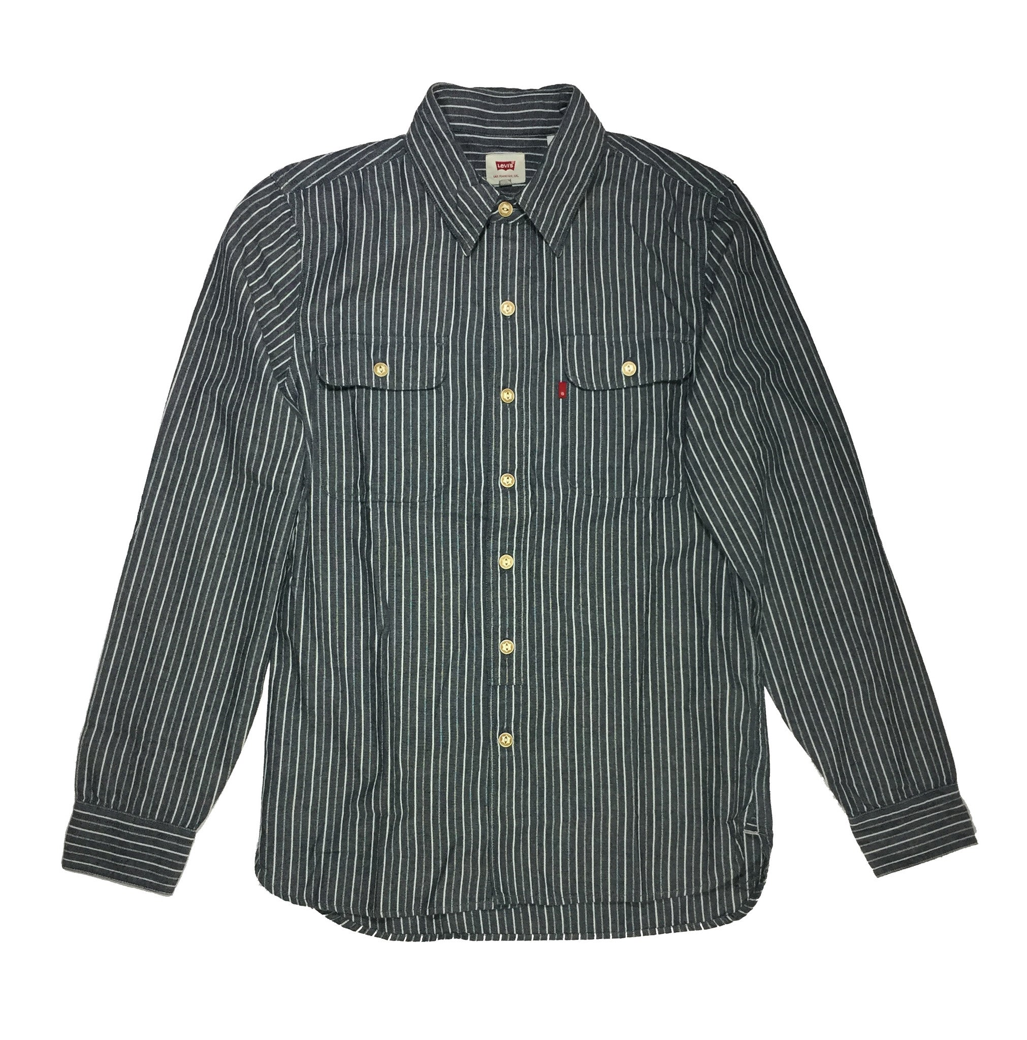 Levis' Mizwad Indigo Dress Shirt