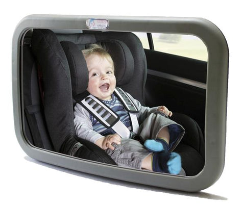 wide angle back seat baby mirror by equinox international