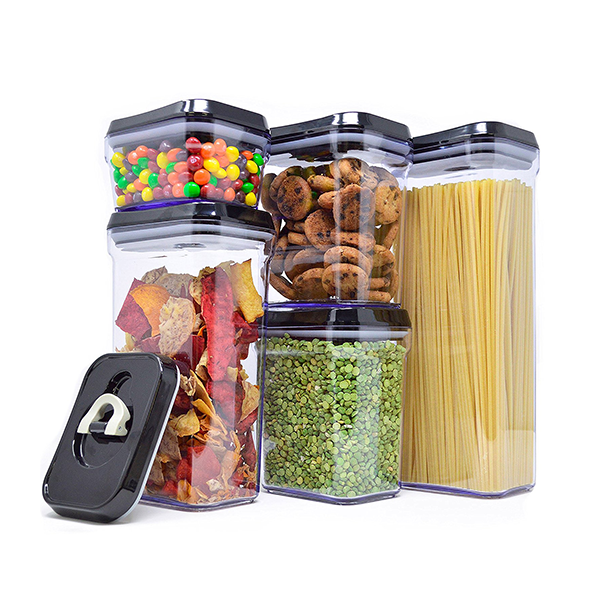 Air-Tight Food Storage Container Set