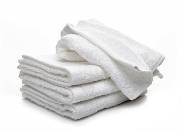 Zeppoli Washcloth Towels -  100% Natural Cotton, 12 x 12 (24-Pack/48-Pack/60-Pack)