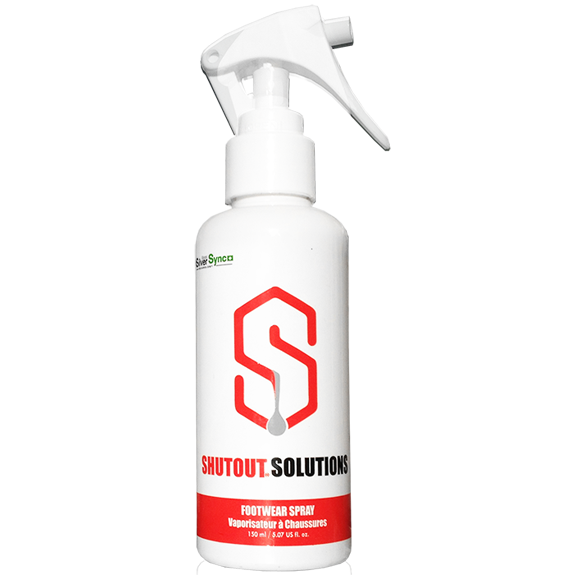 Shutout Solutions Footwear Spray