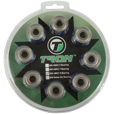 Tron ABEC-9 Bearings (16-Pack) - ShopInline.ca