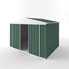 Gable Slider Garden Shed 3.00 (w) x 2.25 (d) x 1.80/2.10 (door/peak)