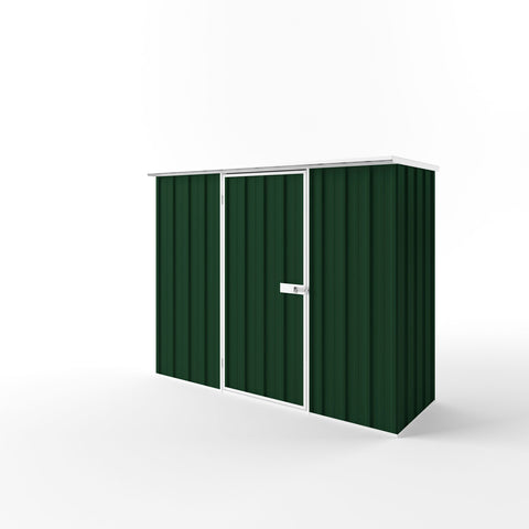 Flat Roof Garden Shed - 2.25m x 0.78m x 1.82m Height