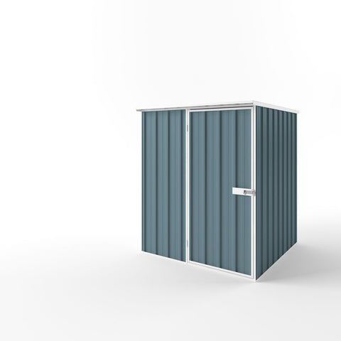 Flat Roof Garden Shed - 1.50m x 1.50m x 1.82m Height