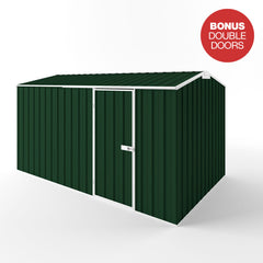 Gable Roof Garden Shed - 3.75m x 2.25m x 2.05m Height - Wide Span Sheds