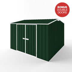 Gable Roof Garden Shed - 3.00m x 3.00m x 2.40m Height - Wide Span Sheds