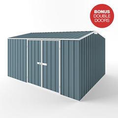 Gable Roof Garden Shed - 3.75m x 3.00m x 2.40m Height - Wide Span Sheds