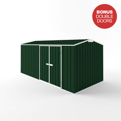 Truss Roof Garden Shed - 4.50m x 2.25m x 2.35m Height - Wide Span Sheds
