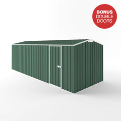 Truss Roof Garden Shed - 6.00m x 2.25m x 2.35m Height - Wide Span Sheds
