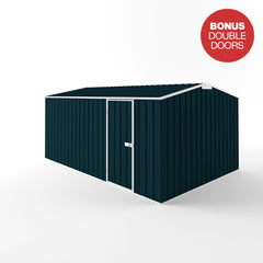 Truss Roof Garden Shed - 4.50m x 3.00m x 2.10m Height - Wide Span Sheds