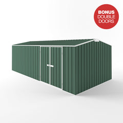 Truss Roof Garden Shed - 6.00m x 3.00m x 2.40m Height - Wide Span Sheds