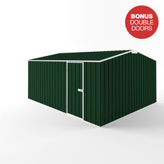 Truss Roof Garden Shed - 4.50m x 3.75m x 2.18m Height - Wide Span Sheds