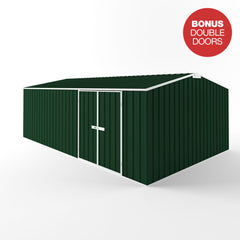 Truss Roof Garden Shed - 6.00m x 3.75m x 2.48m Height - Wide Span Sheds