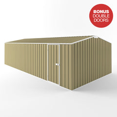 Truss Roof Garden Shed - 7.50m x 3.75m x 2.18m Height - Wide Span Sheds