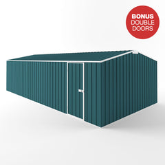 Truss Roof Garden Shed - 7.50m x 3.75m x 2.48m Height - Wide Span Sheds