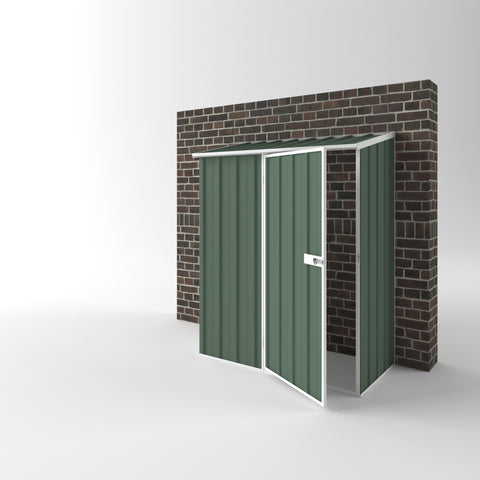 Off the Wall Shed - 1.50m x 0.78m x 1.95m Height
