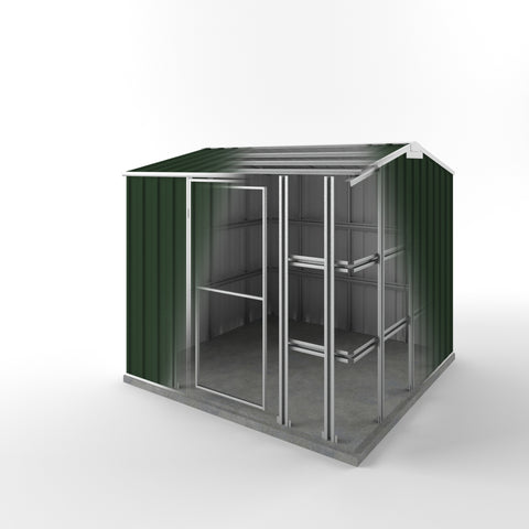 Storm Shed - 2.25m x 2.25m x 2.05m Height
