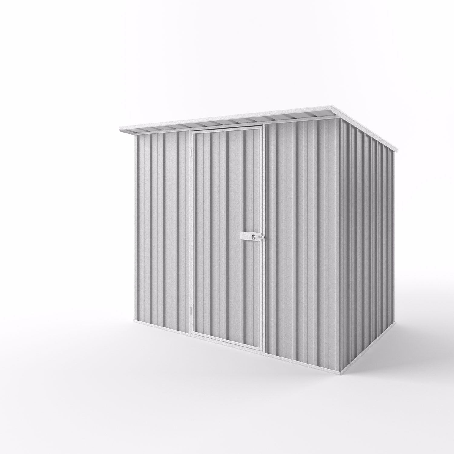 Skillion Garden Shed - 2.25m x 1.50m x 2.10m Height