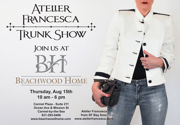 Upcoming Trunk Show!