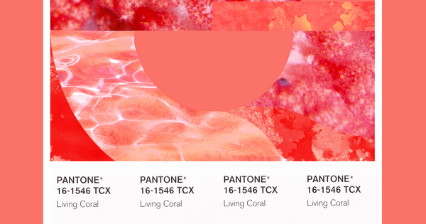 Is Living Coral your color?