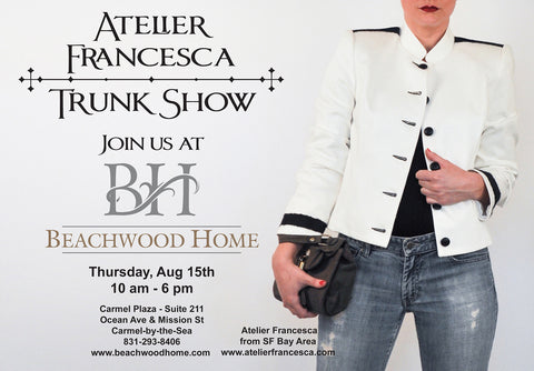 Beachwood Home Trunk Show