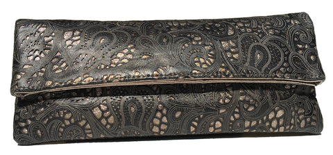 Louise Farnay, Alexandra Leather Clutch