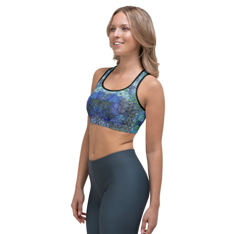 Alchemy Rising, Kaleidoscope Sports Bra – Multi