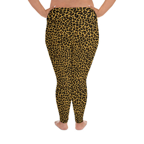 Alchemy Rising, Leopard Leggings Plus – Classic
