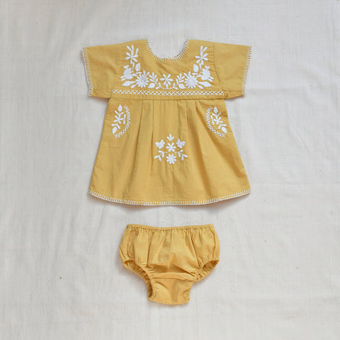 Apolina Kids Tina Tunic Set - Camomile