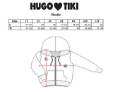 Hugo Loves Tiki Hoodie - Hot Dogs