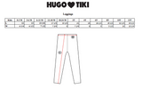 Hugo Loves Tiki Leggings - Pink Dog