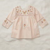 Apolina Kids Penelope Dress - Peach