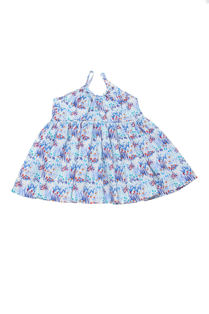 Soor Ploom Birdie Tunic - Garden [Liberty of London]