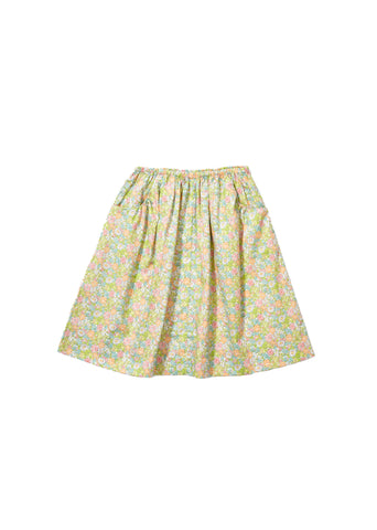 CARAMEL Celtuce Skirt - Bright Pink Liberty