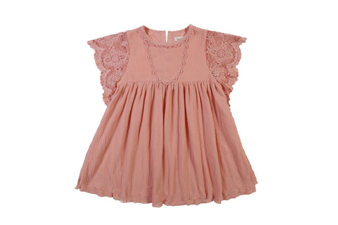 Louise Misha Dress Juliaca - Pink
