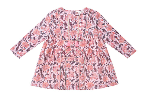 Louise Misha Dress Roshy - Flower