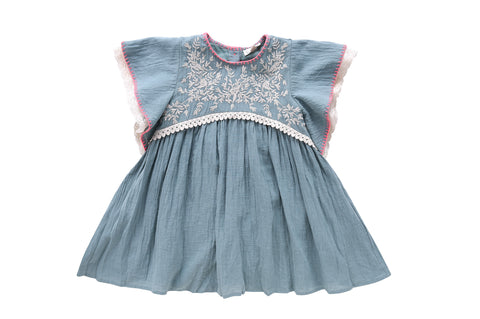 Louise Misha Dress Talulah - Blue