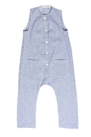 Soor Ploom Frankie Jumpsuit - Mini Stripe