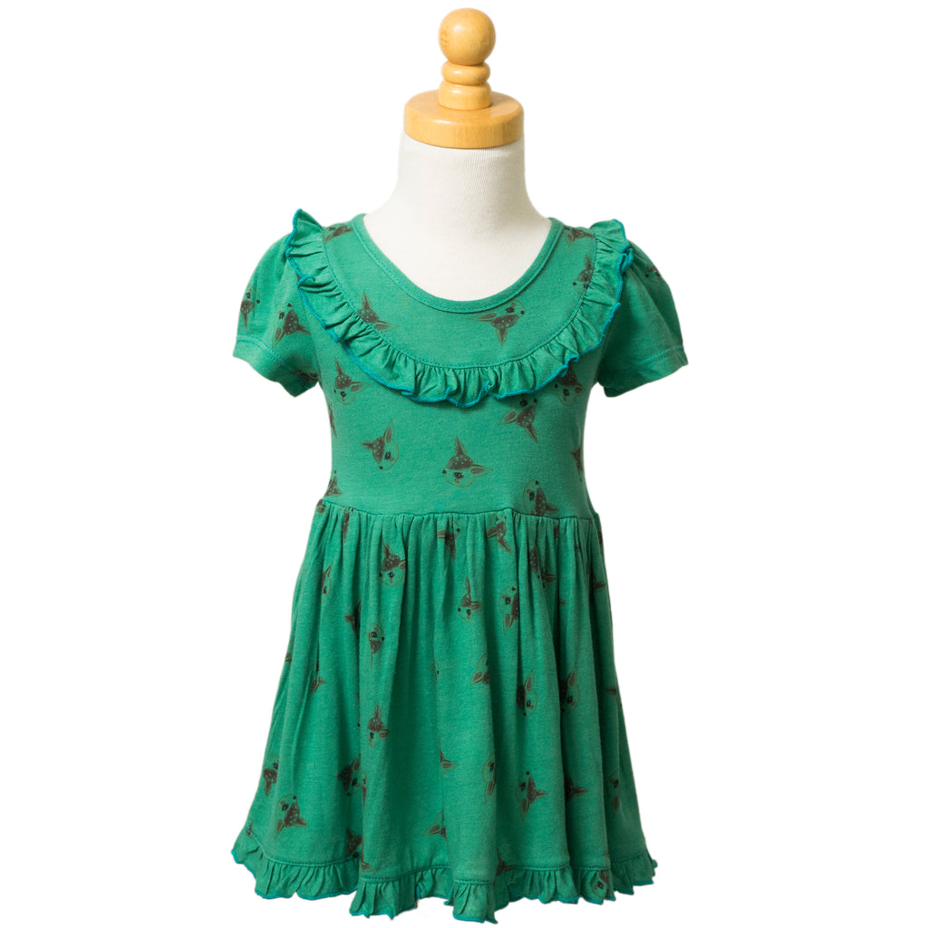 PAUSH Baby Doll Dress - Fawn
