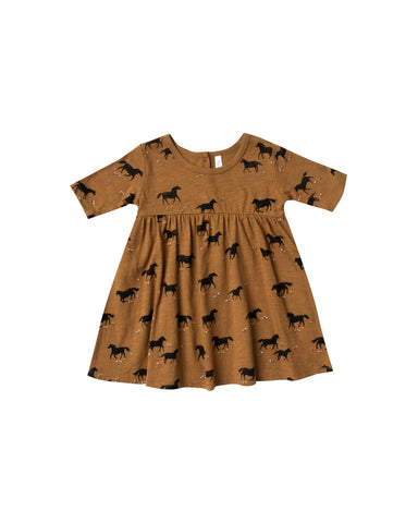Rylee and Cru Finn Dress - Horses